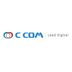 C Com | Lead Digital Marketing Agency Logo