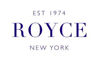 Royce Leather Gifts Logo