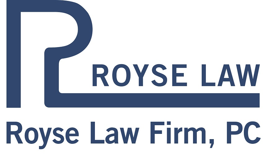 Royse Law Firm, PC Logo