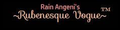 Rubenesque Vogue Logo