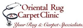 Rug & Carpet Clinic Logo