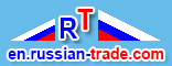 Russian Foreign Trade Logo