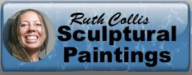 Ruth Collis Sculptural Paintings Logo