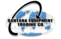 Santana Equipment Trading company Logo
