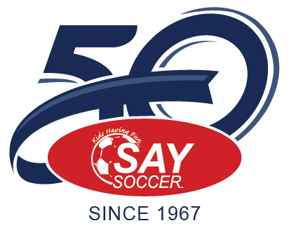 SAY Soccer, USA Logo