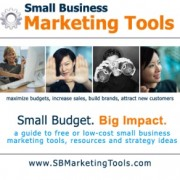Small Business Marketing Tools Logo