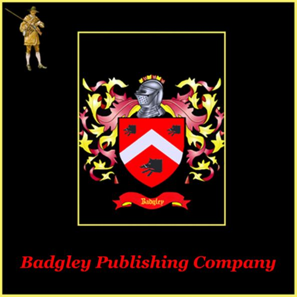 Badgley Publishing Company Logo