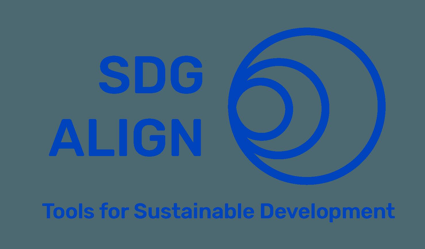 SDG Align Logo