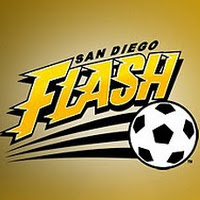 SDSP Soccer Marketing, Inc. / SD Flash Soccer Club Logo