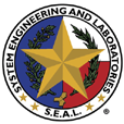System Engineering And Laboratories (SEAL) Logo