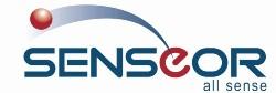 SENSeOR SAS Logo