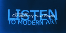 San Francisco Contemporary Music Players Logo