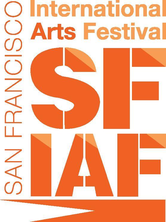 San Francisco International Arts Festival (SFIAF) Logo