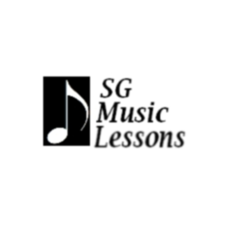 SG Music Lessons Logo