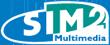SIM2 USA Logo