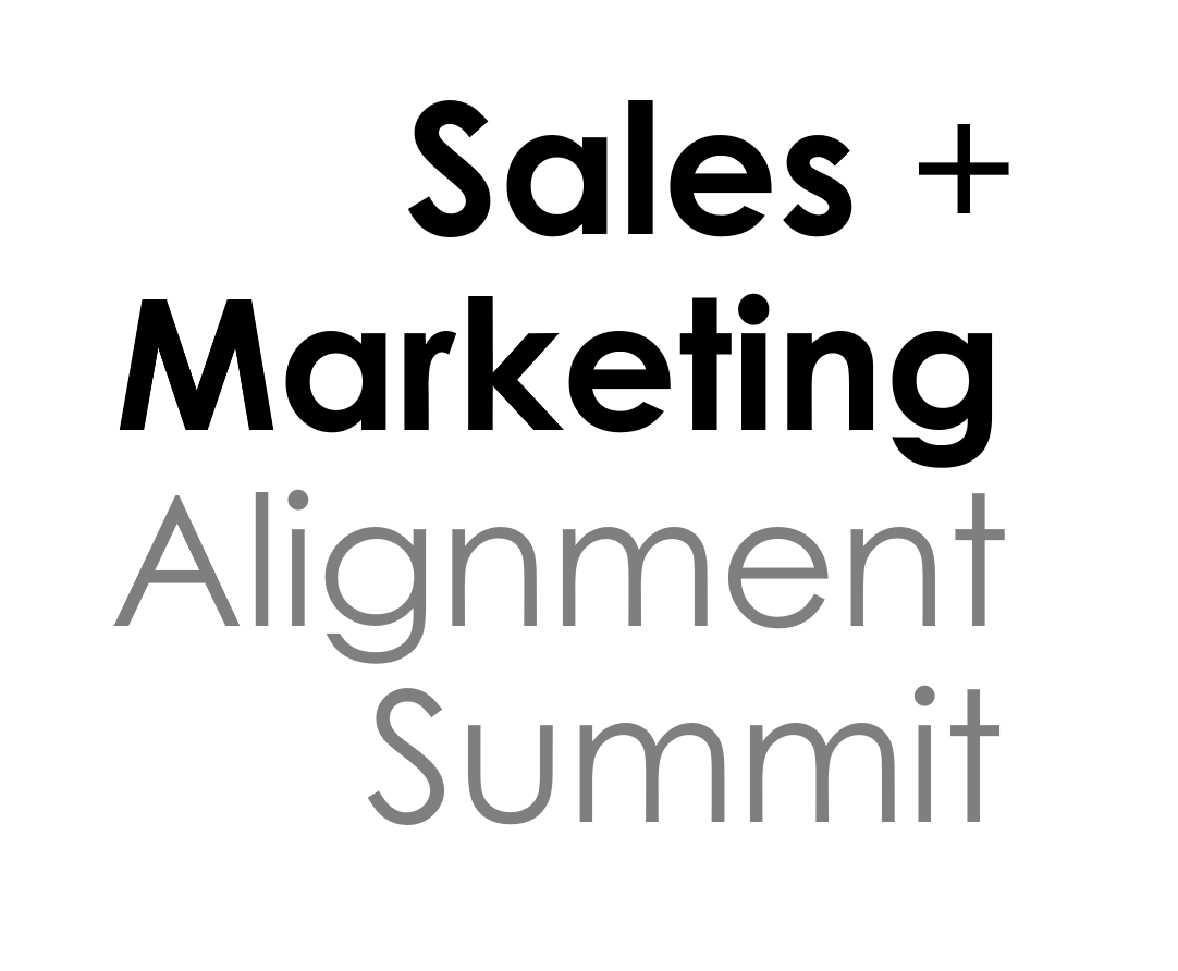 The Sales and Marketing Alignment Summit Logo