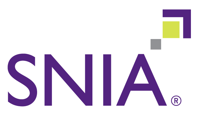 Storage Networking Industry Association Logo