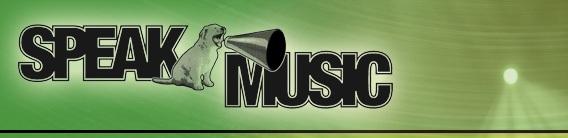 SPEAKMUSIC Logo