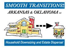 Smooth Transitions Arkansas & Oklahoma Logo