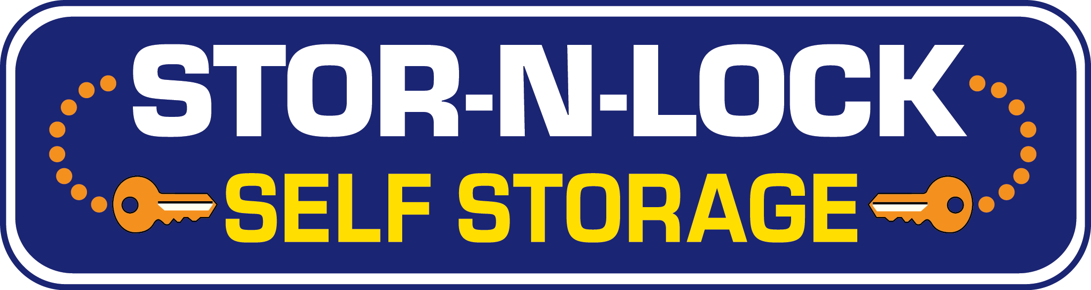 STOR-N-LOCK Self Storage Logo