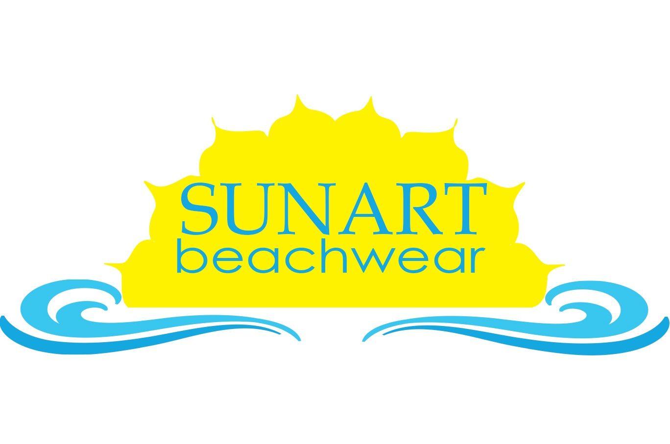 SUNARTbeachwear Logo
