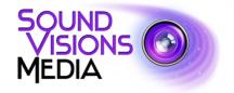 Sound Visions Media Logo