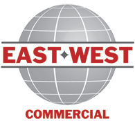 East West Commercial Real Estate (Sacramento) Logo