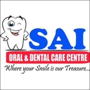 Sai Oral and Dental Care Center Logo
