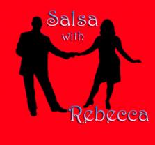 Salsa With Rebecca Logo