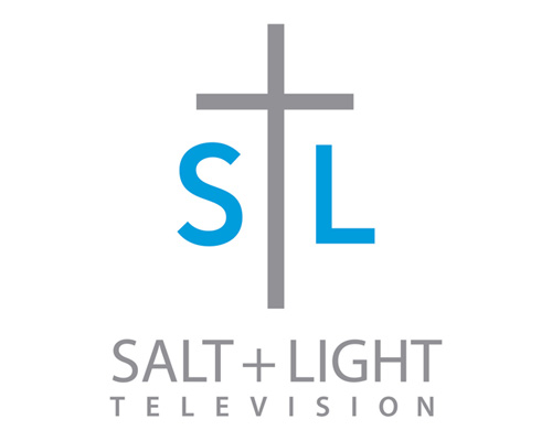 Salt and Light Catholic Media Foundation Logo