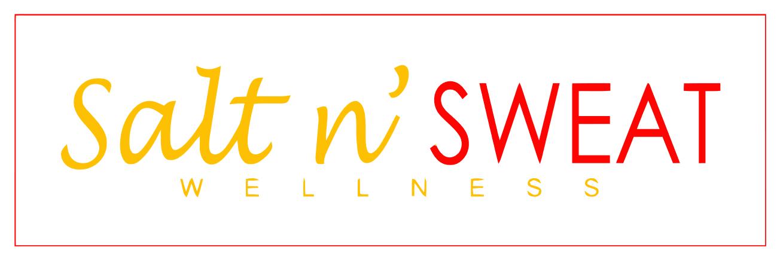 SaltnSweatWellness Logo