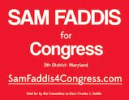 SamFaddis4Congress Logo