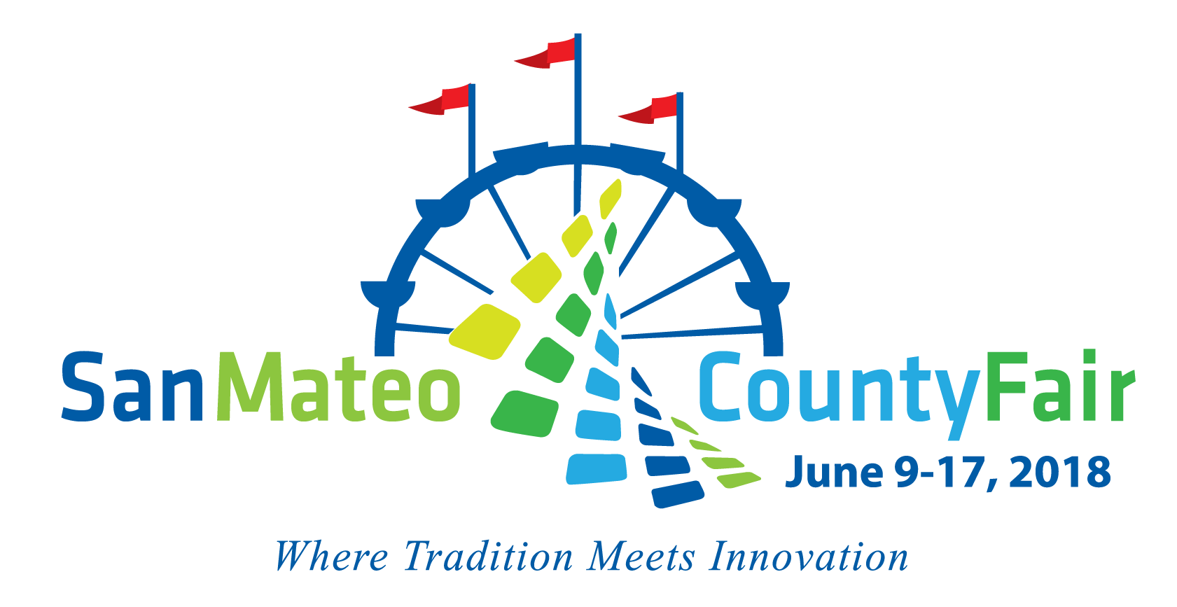 San Mateo County Fair Logo