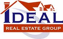 Ideal Real Estate Group Logo