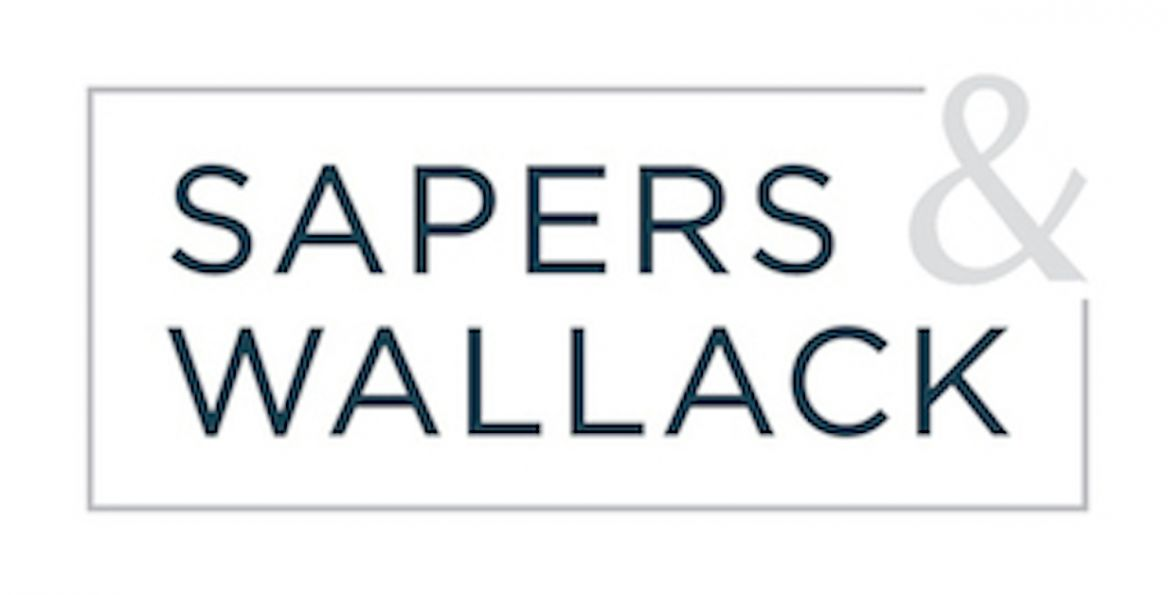 Sapers & Wallack Logo