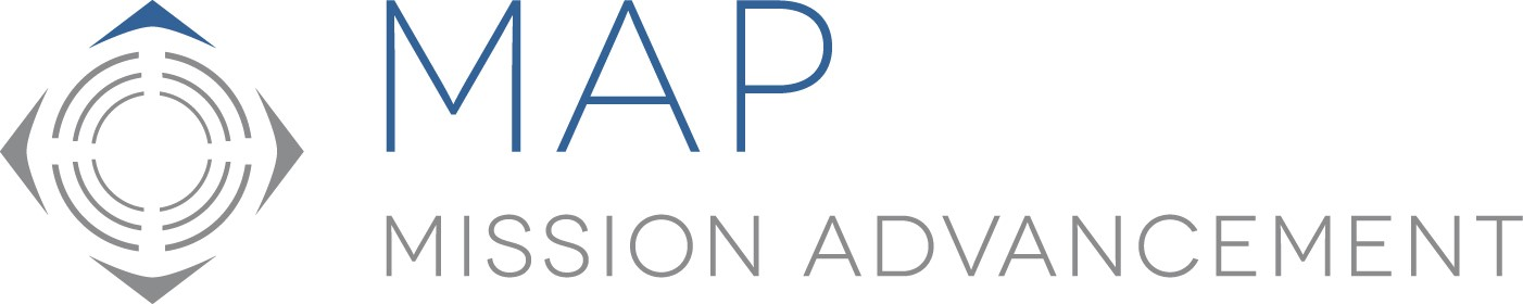 Mission Advancement Professionals (MAP) Logo