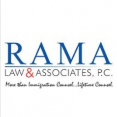 Rama Law & Associates, P.C. Logo