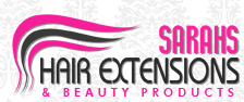 Sarahs Hair Extensions Logo