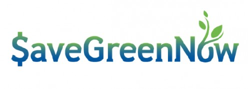 SaveGreenNow Logo