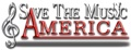 Save The Music America Logo