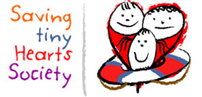 Saving tiny Hearts Society Logo