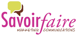 Savoir Faire Marketing/Communications Logo