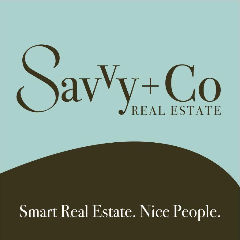 Savvy + Company Logo