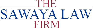 The Sawaya Law Firm Logo