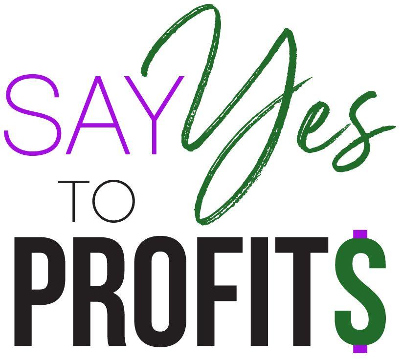SayYesToProfits Logo