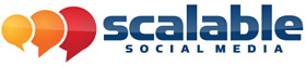 Scalable Social Media Logo