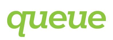 queue llc Logo