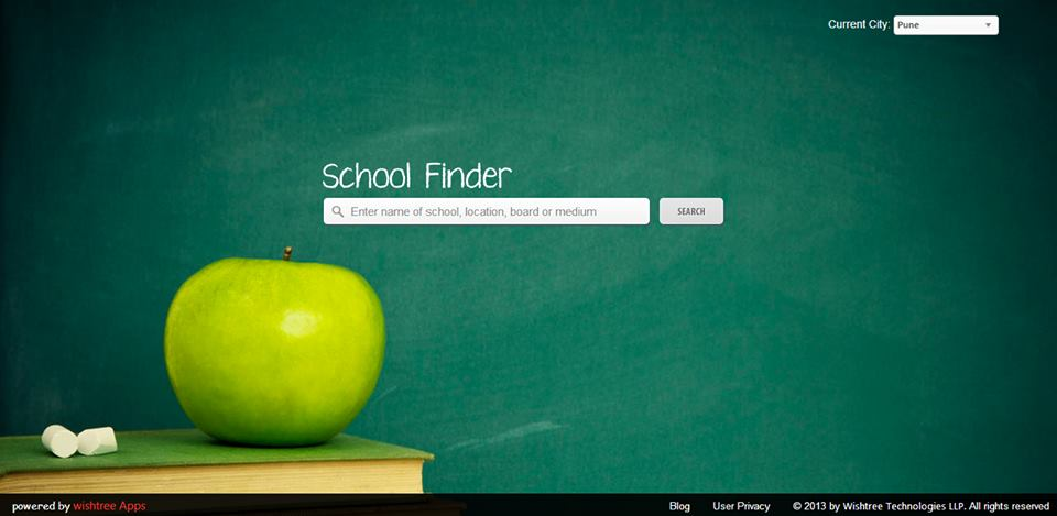 School Finder Logo