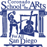 Coronado School of the Arts Logo