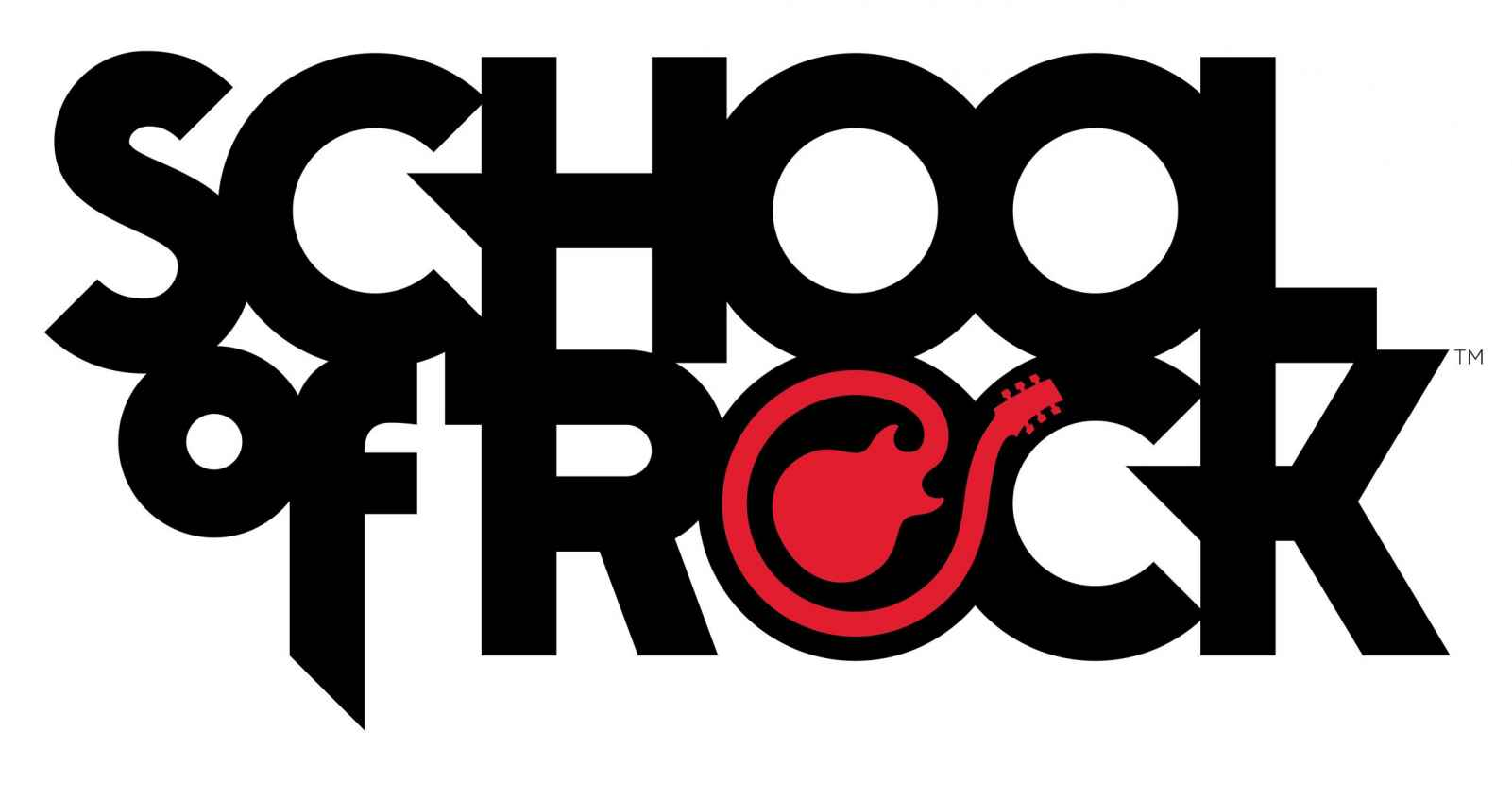School of Rock Music Logo